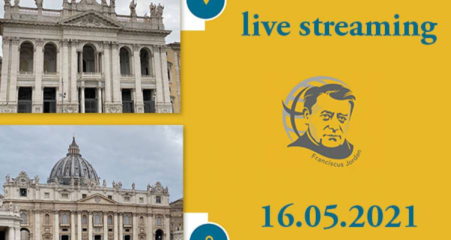 Live streaming 15-16/05/2021