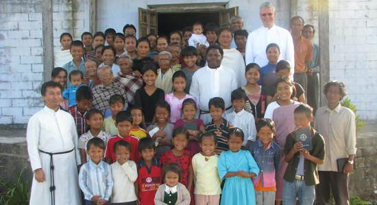 support missionaries