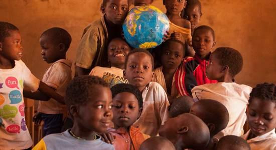 Jordan School, Musumba - D.R Congo